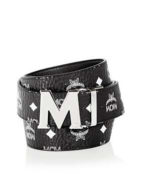 MCM - Claus Visetos Reversible Leather Belt - 100% Exclusive