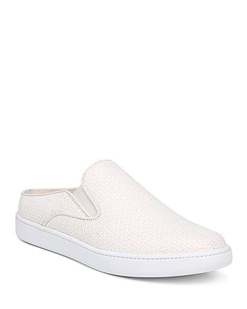 Vince - Women's Verrell Raffia Slip-On Sneakers