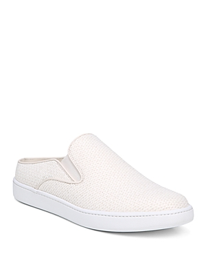 Vince Women's Verrell Raffia Slip-On Sneakers