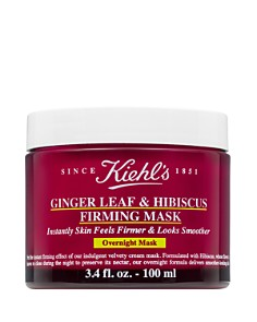 Kiehl's Since 1851 - Ginger Leaf & Hibiscus Firming Mask