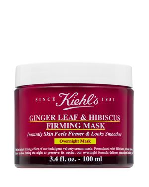1851 Ginger Leaf & Hibiscus Firming Mask 3.4 Oz/ 100 Ml