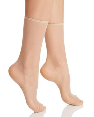HUE SHEER ANKLET SOCKS