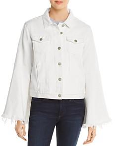 Glamorous - Cropped Denim Jacket