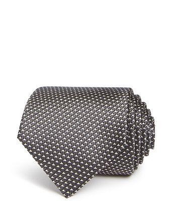 Armani - Micro Triangle Classic Tie