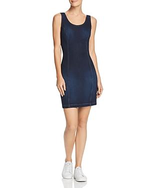 Guess Body-Con Denim Dress