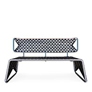 Selamat Designs Tropicale Outdoor Bench