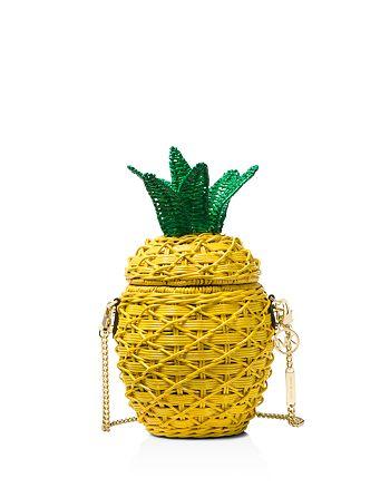 d249f210280d MICHAEL Michael Kors Noveau Novelty Pineapple Crossbody | Bloomingdale's
