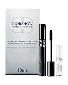 Dior Diorshow Pump'N'Volume The Backstage Spectacular Eyelook Mascara Gift Set - Bloomingdale's_0