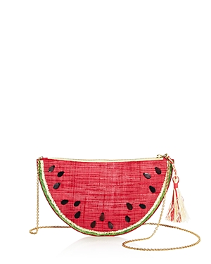 Kayu Frutta Straw Crossbody