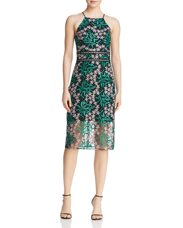 Sale alerts for  Floral Lace Dress - Covvet