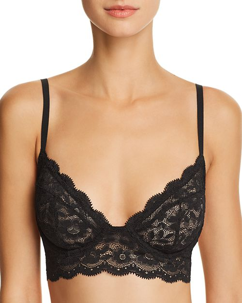 For Love & Lemons - Havana Lace Unlined Underwire Bra