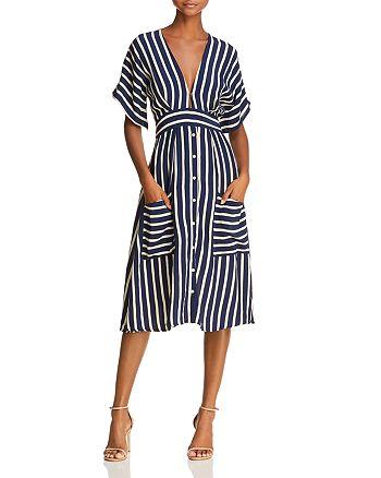 2eda34b72d63 Faithfull the Brand - Milan Striped Dress