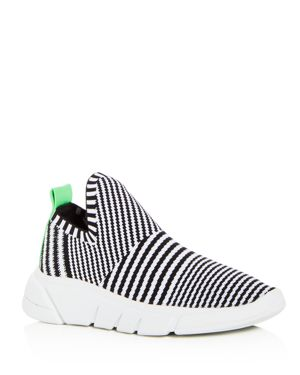 KENDALL AND KYLIE CALEB KNIT SNEAKER