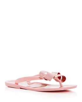 Ted Baker - Women's Susie P Bow Flip-Flops