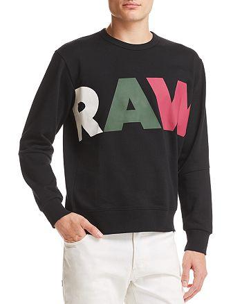 G-STAR RAW - Noct Stalt Crewneck Sweatshirt