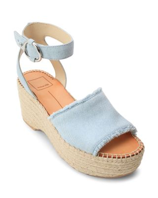 Lesly Espadrille Platform Sandals