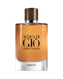 Armani - Acqua di Giò Absolu Eau de Parfum 4.2 oz.