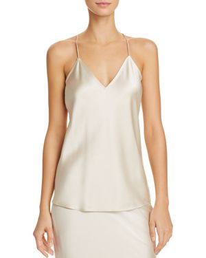 Theory Silk Camisole Top