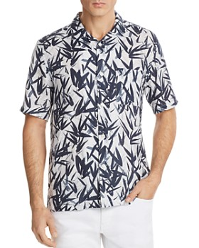 Theory - Daze Pinal Regular Fit Button-Down Shirt - 100% Exclusive