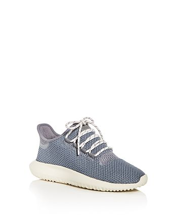 Adidas - Unisex Tubular Shadow Knit Lace Up Sneakers - Big Kid