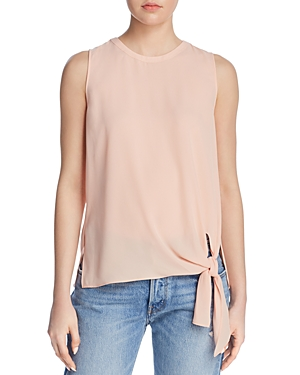 Dylan Gray SIDE-TIE TOP