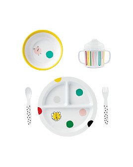 kate spade new york - Hey Baby Melamine Gift Set
