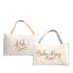 Rosanna Shh! Baby Sleeping Door Pillow - Bloomingdale's_0
