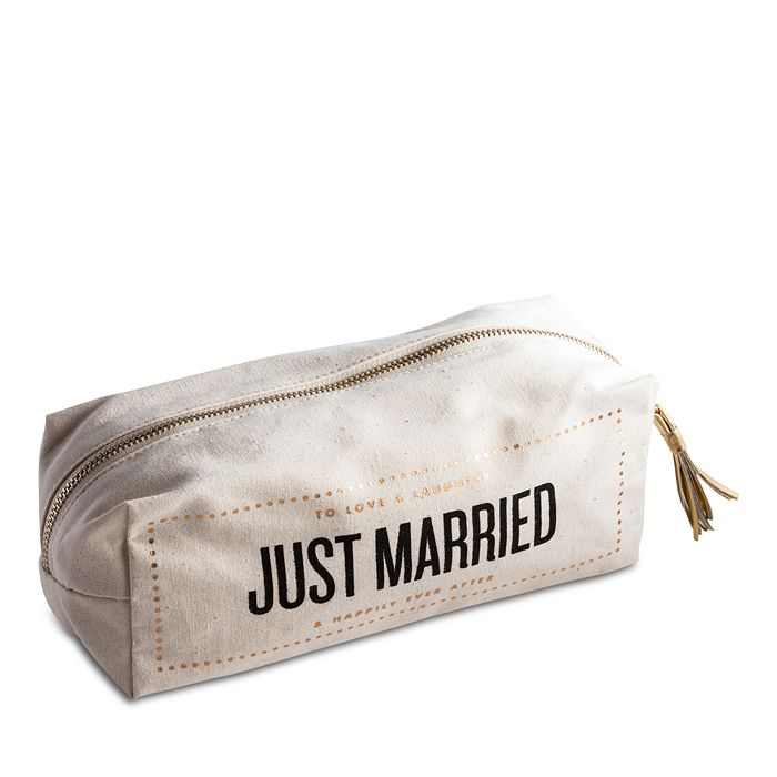 Rosanna - Just Married Cosmetics Case