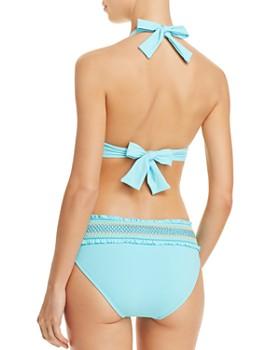 Bleu Rod Beattie - Smock It to Ya Halter Bikini Top & Hipster Bikini Bottom