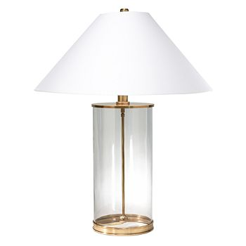 """Ralph Lauren - """"Glass Cylinder"""" Table Lamp by  Home"""