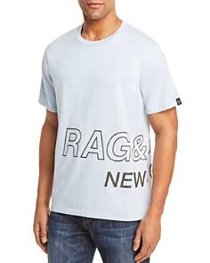 rag & bone - Wraparound Logo Tee