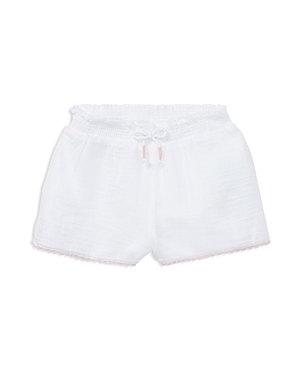 Ralph Lauren Girls Cotton Gauze Shorts  Baby