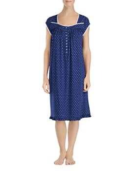 Eileen West - Cap Sleeve Waltz Nightgown