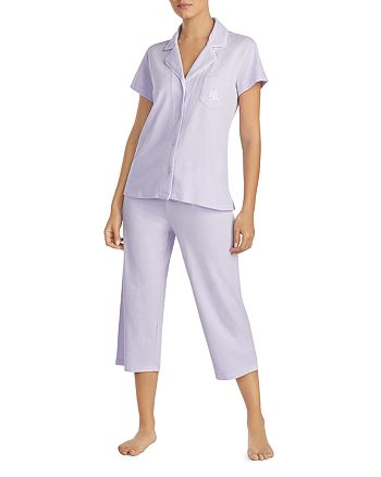 Ralph Lauren - Southern Belle Cropped PJ Set