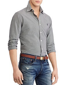Polo Ralph Lauren - Classic Fit Button-Down Shirt