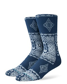 Stance Dillion Patterned Socks - Bloomingdale's_0