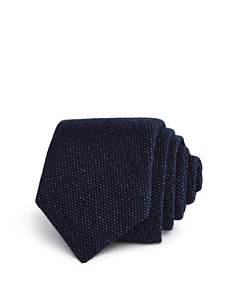 Theory Roadster Textured Jersey Skinny Tie - Bloomingdale's_0