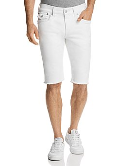 True Religion - Ricky Relaxed Fit Denim Shorts