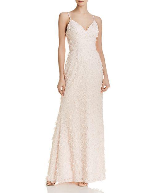 Eliza J Floral Lace Gown   Bloomingdale\'s
