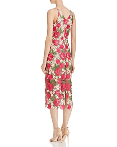 Avery G - Floral Lace Dress