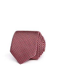 BOSS - Micro Geometric Neat Skinny Tie