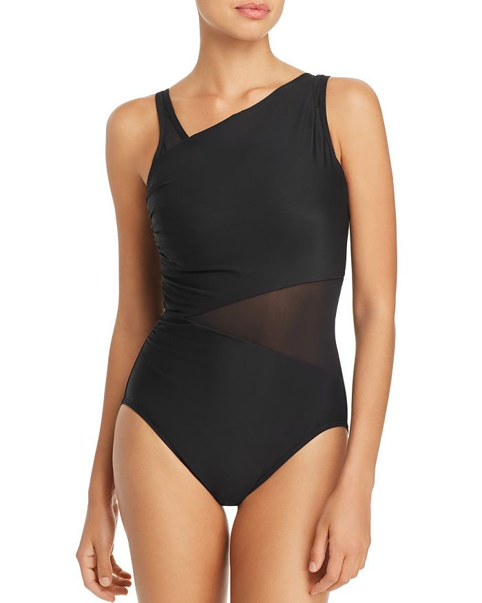 d18e044290 Miraclesuit Illusionists Azura One Piece Swimsuit | Bloomingdale's