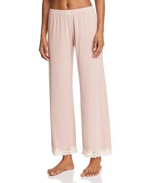 Lady Godiva Pajama Pants, Pink Clay