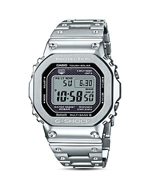 Masterpiece Silver-Tone Watch