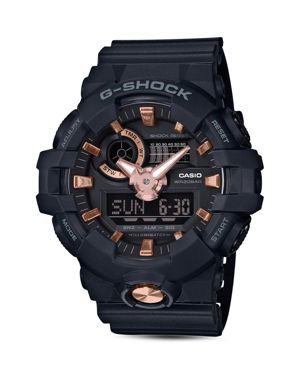 CASIO G-SHOCK DIGITAL WATCH, 53.4MM