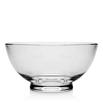 """William Yeoward Crystal - Country Classic Salad Bowl, 10"""""""