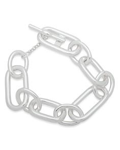 Lauren Ralph Lauren Toggle Closure Link Bracelet - Bloomingdale's_0