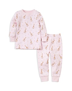 Kissy Kissy - Girls' Sophie La Girafe Pajama Shirt & Pants Set - Baby