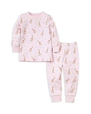 Kissy Kissy Girls' Sophie La Girafe Pajama Shirt & Pants Set - Baby