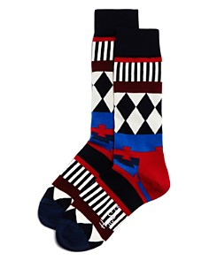Happy Socks Disco Tribe Anniversary Socks - Bloomingdale's_0
